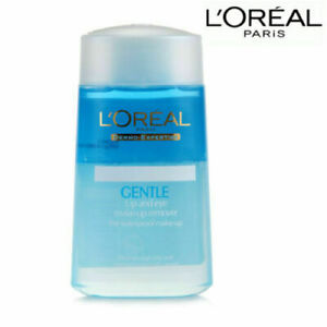 L'Oreal Dermo-Expertise Gentle Lip and Eye Make Up Remover Waterproof Makeup NEW