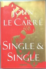 John Le Carre - SINGLE & SINGLE - US 1st/1st, SIGNED Not Inscribed F/F Beautiful