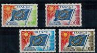 Serie des timbres de service N° YT 46 à 49 neufs **