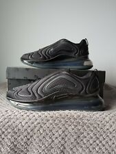 Nike Air Max 720 - UK Size 10 - AO2924 015 - Black/Anthracite