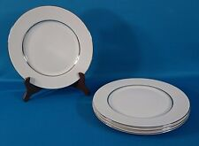 Flintridge China Bon Lite Mirador (Rim) Dinner Plate Set of 4