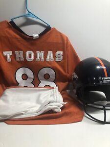 Denver Broncos Demaryius Thomas NFL Youth Franklin Sports Helmet Jersey & Pant