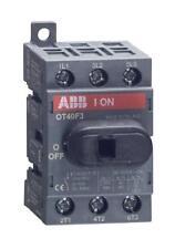 ABB 40A 3 Pole Isolator