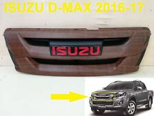 ISUZU D-Max 1.9 Front Grille Grill PARTS STYLE Painted Wood Limited 2016-2017