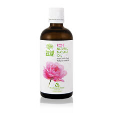 MASSAGE OIL WITH NATURAL BULGARIAN ROSE OIL 100ml