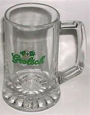 BEER DRINKING GLASS MUG GROLSCH DUTCH Willem Neerfeldt