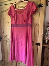 Trinny & Susannah Silk Dress Size 16