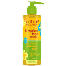 Alba Botanica Hawaiian Facial Wash Deep Cleansing Coconut Milk 237ml