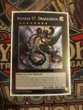 More details for number 97 draglubion blhr-en030 secret rare mint condition 1st edition