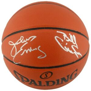 Julius Erving Billy Cunningham 76ers Fanatics Authentic Autographed Basketball