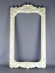 Vintage Large Frame For Mirror Decoration Baroque