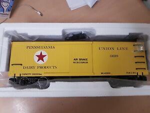 Bachmann Pennsylvania Railroad Box Car 93368