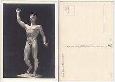 """Arno Breker """"Der Künder"""" Skulptur Nackter Mann Sculpture Male nude c1940 Gay Int"""
