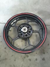 kawasaki 2014  ninja 300 ex 300 rear wheel oem straight nice