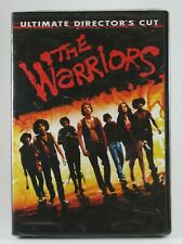 The Warriors DVD Ultimate Director's Cut BRAND NEW Walter Hill Classic!