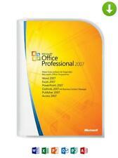 Microsoft Office 2007 Professional Edition (PC)