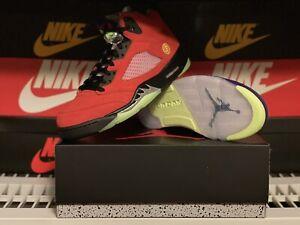 Air Jordan 5 Retro SE - What The - Nike - CZ5725 700 - Men's Size 10