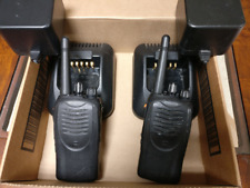 Kenwood TK-3160 UHF Two Way Radios (PAIR, USED)