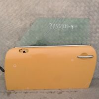BMW MINI Cooper 1 R55 R56 R57 R58 R59 Door Front Left N/S Mellow Yellow - A58