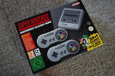 SNES Nintendo Classic Mini: Super Nintendo Entertainment System New