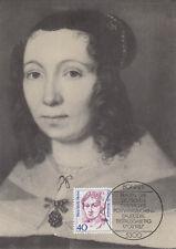 Merian Maria Sibylla maxik. BRD 1987