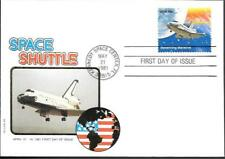 US Space FDC Cover 1981. Shuttle Columbia STS-1. Philswiss ##04