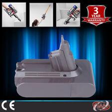 21.6V Handheld Vacuum Cleaner Battery for Dyson V6,DC61,DC62,DC72,DC59,SV09 2.2A