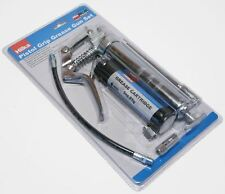 Hilka Mini Pistol Grip Grease Gun Set 120cc With Grease 84800120