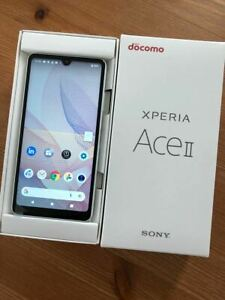 SONY Xeria ACE II 2 Compact Android Smartphone White unlocked SO-41B