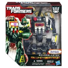Transformers Generations Fall of Cybertron FOC Voyager Soundblaster NEW