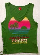 Top Donna Phard Taglia S Colore verde