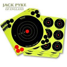 JACK PYKE MIXED SPOT SHOT TARGETS ADHESIVE AIR RIFLE BB SHOOTING PRACTICE PELLET