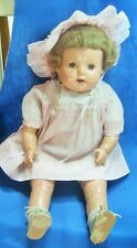 1940'S Ideal Compo Clth 20' baby doll original clothes