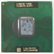 Intel Core T1350 SL99T 1.86/2M/533 Socket M Mobile CPU Processor