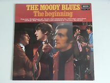 The Moody Blues - The Beginning Holland NM Vinyl LP