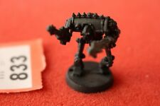 Games Workshop Epic 40k imperial Knight Lancer Titan 40000 Armageddon METAL Poo