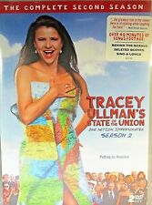 Tracey Ullman's State of Union 2 DVD, Season 2, Comedy,Impersonate 53 Characters