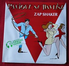 Zap Shaker, panique au dancing, SP - 45 tours