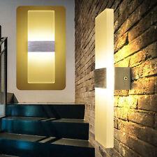 LED Wandleuchte Wandlampe Strahler Warmweiß Fluter Schlafzimmer Effektlampe NEU
