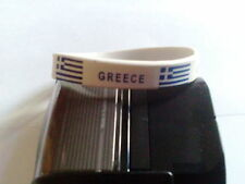 bracelet Grèce en silicone