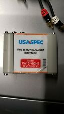 New listing Usa Spec iPod to Honda/Acura Interface Pa15 car stereo interface