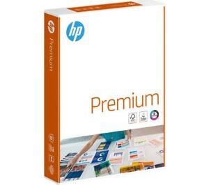HP PREMIUM A4 90gsm PAPER, WHITE OFFICE COPY COPIER PRINTING LASER INKJET BULK