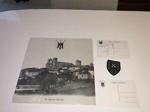 PESTE NOIRE LA CHAISE-DYABLE LP VINYL KPN FRENCH BLACK METAL NEW BAISE MA HACHE