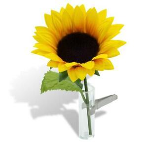 SANDINI Autovase - inkl. Sonnenblume