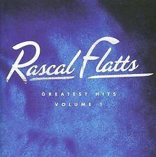 Greatest Hits, Vol. 1 [Reissue] by Rascal Flatts (CD, Jan-2009, Lyric Street)