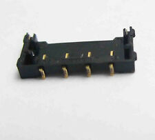 Lot 5 Logic Board Battery Plug Flex FPC Connector Part For iPhone 4S