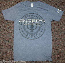 ENDER'S GAME - Movie PROMO T-Shirt size SMALL - Promotional - Int. Fleet