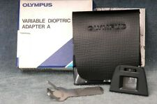 OLYMPUS VARIABLE DIOPTRIC ADAPTER A, 0 to -2 ADJUSTABLE
