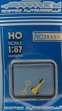 RIETZE HO - # 70030 - Single Axle Tow Axis