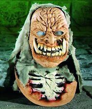 Overhead Máscara De Halloween Colmillos Zombie Fancy Dress Pechera Adulto Nuevo P6483